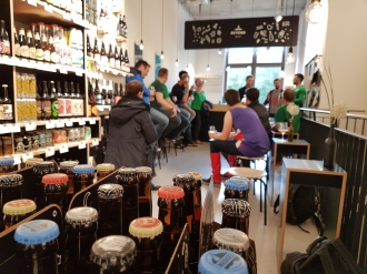HAMBURG BEER TASTING TOUR - special walk far away from the typical bars. Click to find out more.