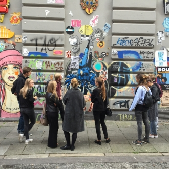 ALTERNATIVE HAMBURG STREET ART TOUR - alternative sites of this amazing city