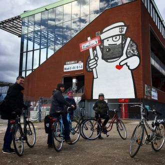 ALTERNATIVE HAMBURG BIKE TOUR -